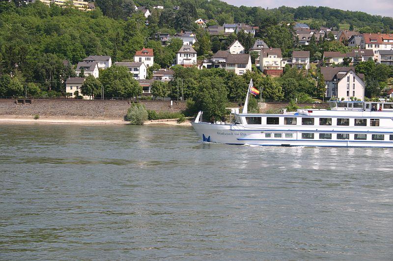 Kleiner Rheinbummel am 11.06.15 in Andernach und Mondorf 8c10