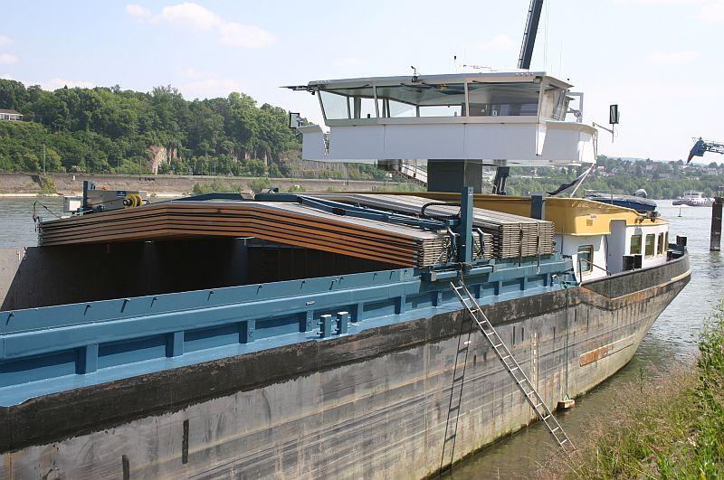 Kleiner Rheinbummel am 11.06.15 in Andernach und Mondorf 9a10