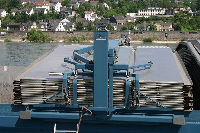 Kleiner Rheinbummel am 11.06.15 in Andernach und Mondorf 9h10