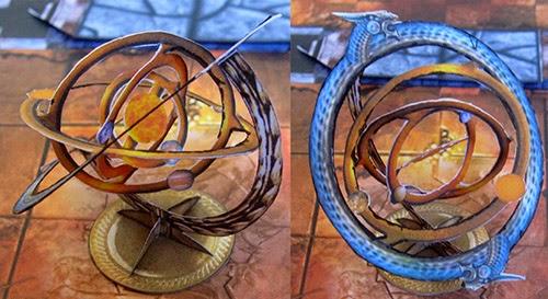 """Fantasy Paper - """"Möbel"""" für Rollenspiel - Irrgärten, kostenloser Download Univer10"""