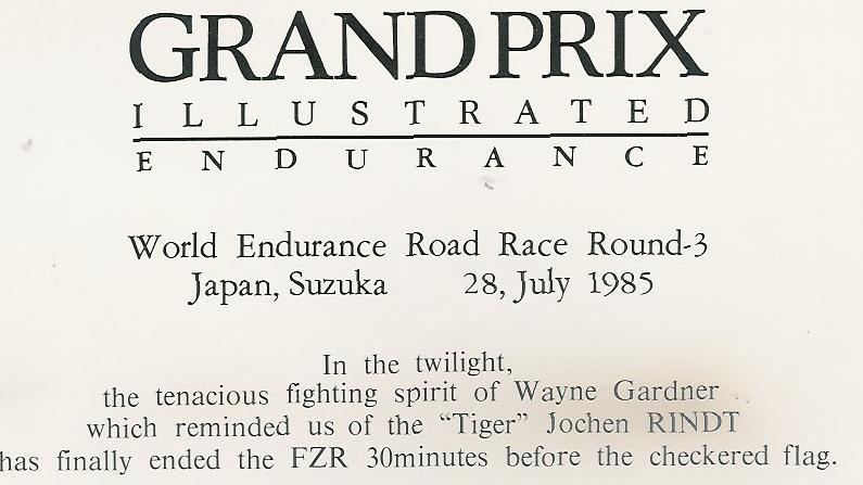 [Endurance] Suzuka 2015 - Victoire Yamaha #21 - Page 6 Suzuka10