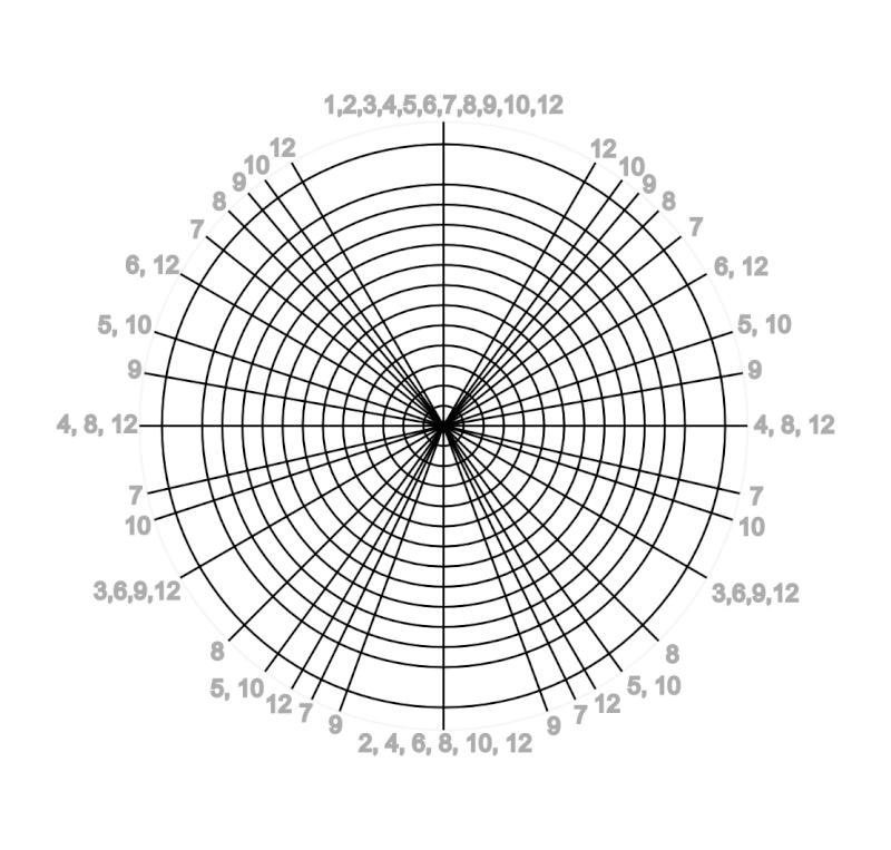 Pendentif améthyste cabochon et demi-sphères d'argent Circle10