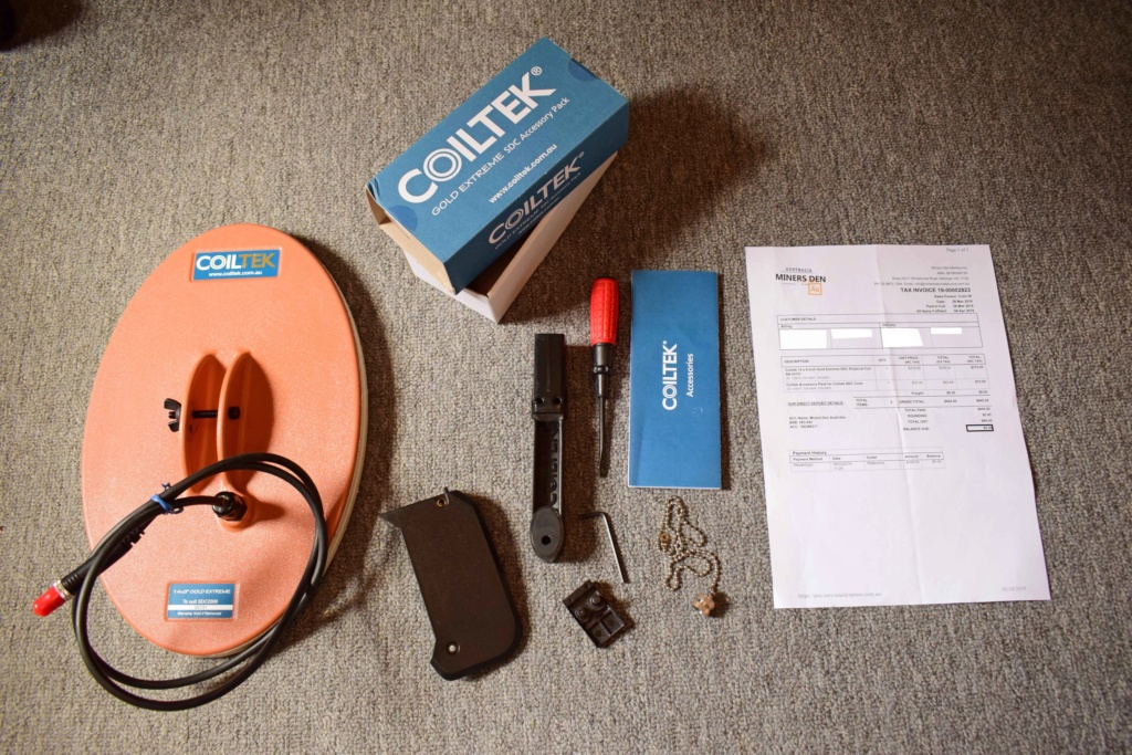For Sale: Coiltek Gold Extreme Coil 14 x 9 to Suit SDC2300 Dsc_0211