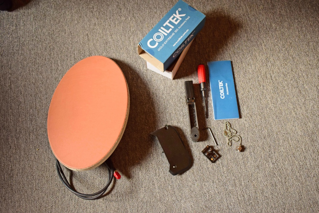 For Sale: Coiltek Gold Extreme Coil 14 x 9 to Suit SDC2300 Dsc_0212