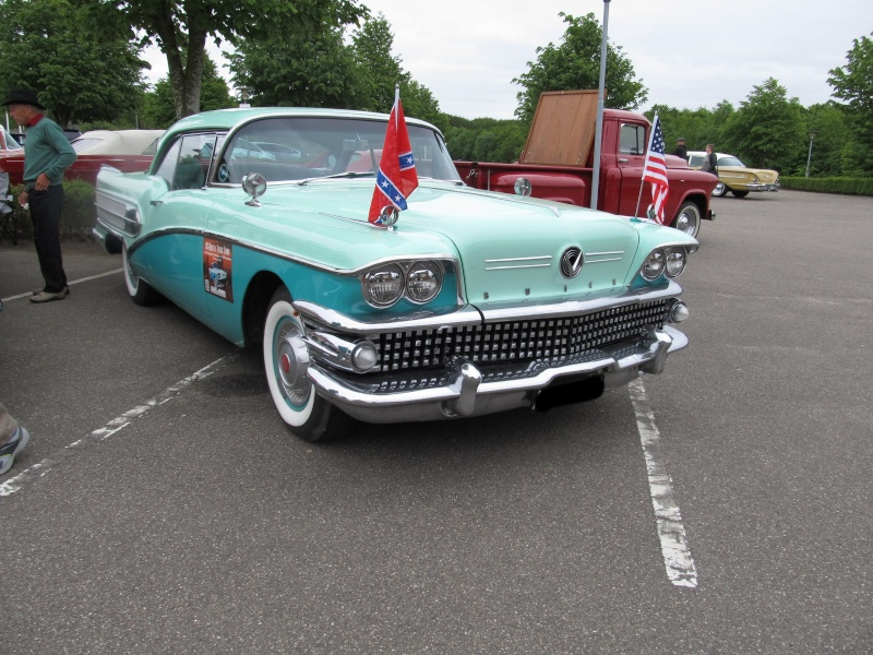Oldtimer im Urlaub 'erlegt' Buick_12