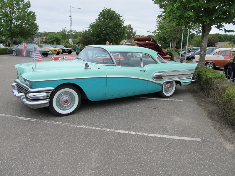 Oldtimer im Urlaub 'erlegt' Buick_13