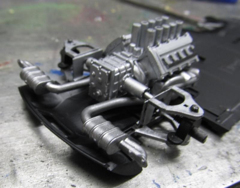 Audi R8 Spyder in 1 zu 24 von Revell Img_3312