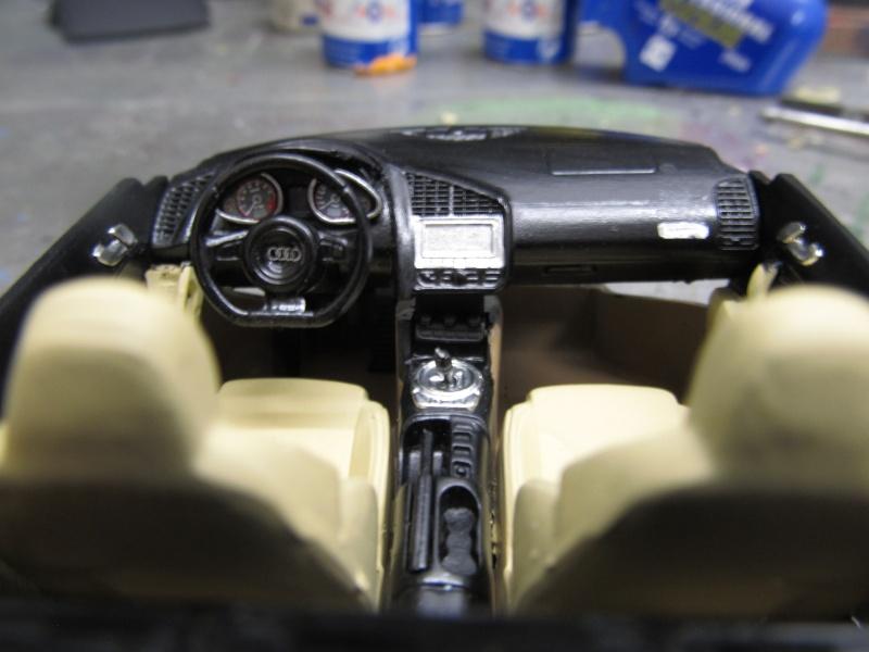 Audi R8 Spyder in 1 zu 24 von Revell Img_3315
