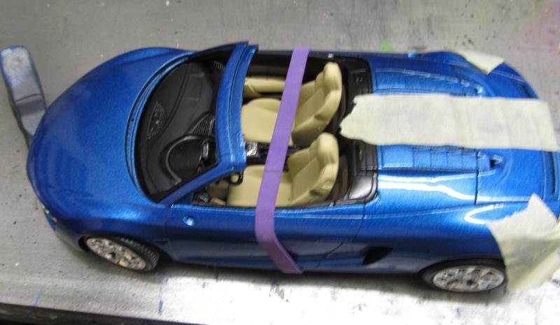 Audi R8 Spyder in 1 zu 24 von Revell Img_3419