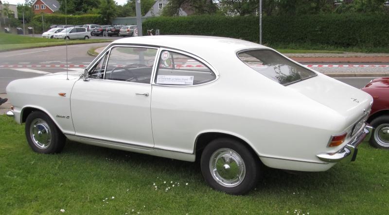 Oldtimer im Urlaub 'erlegt' Opel_k10