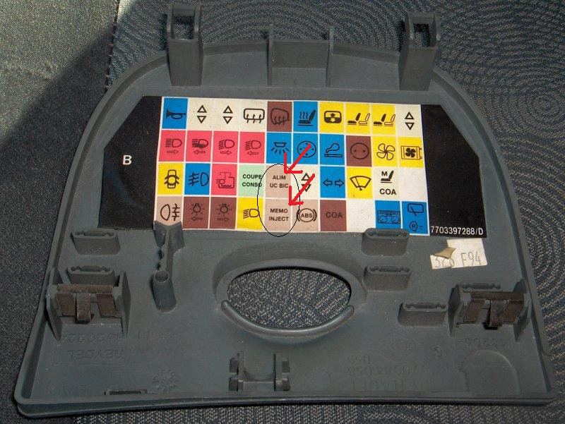 [ Renault scenic essence 1,4 an 1997 ] l'essence n'arrive plus Scenic10