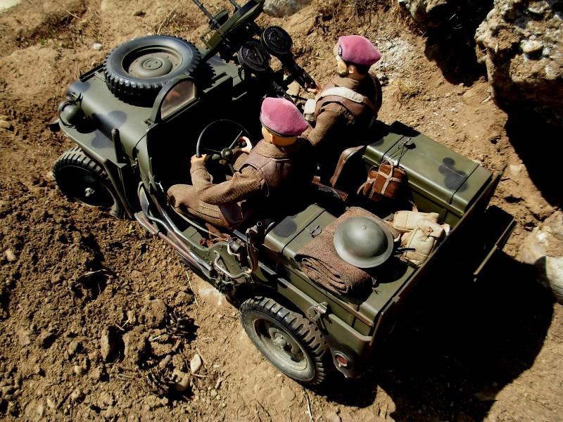 Willys SAS 1a6 Dragon da statica a rc....ovvio!! - Pagina 4 111