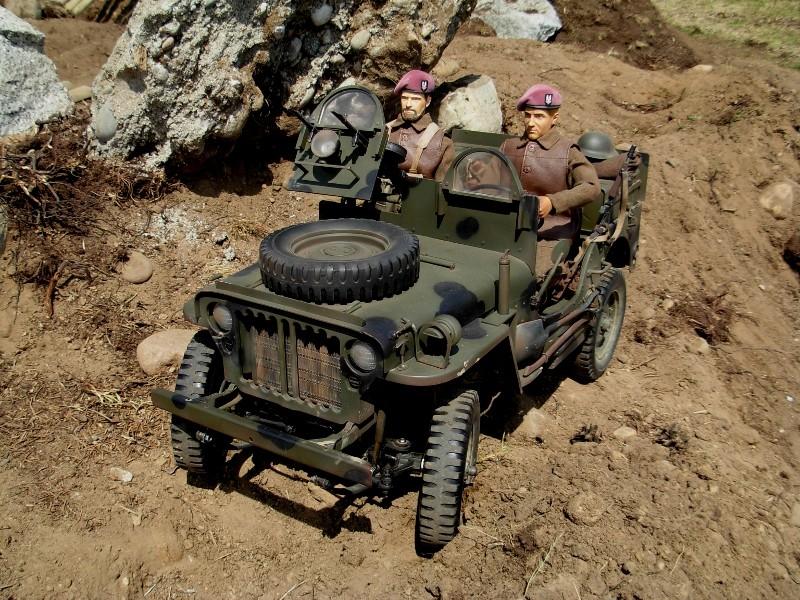 Willys SAS 1a6 Dragon da statica a rc....ovvio!! - Pagina 4 211