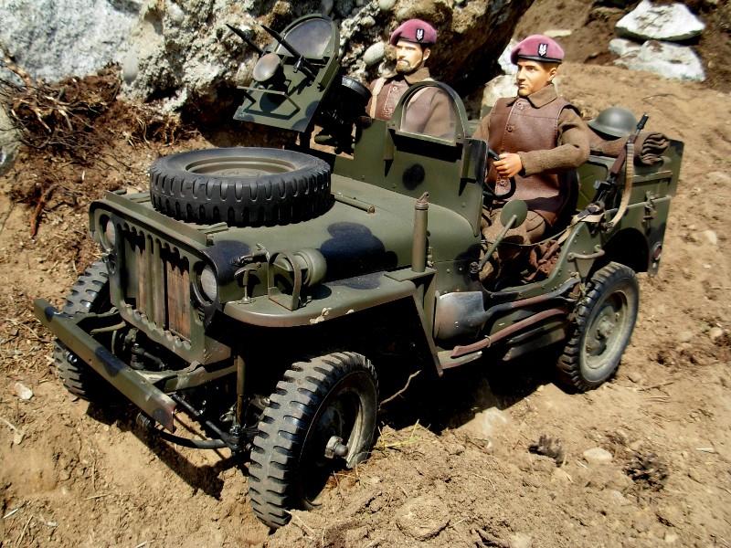 Willys SAS 1a6 Dragon da statica a rc....ovvio!! - Pagina 4 311