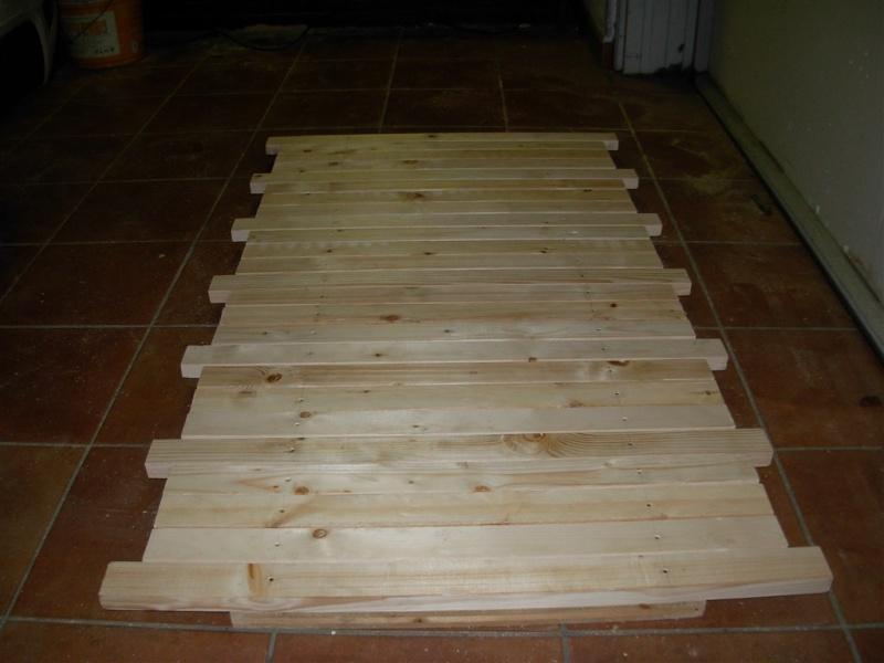 ....ed ora uno in legno 77513410