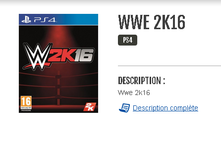 """WWE 2K16 : Les covers """"FanMade"""" - Page 3 1212"""
