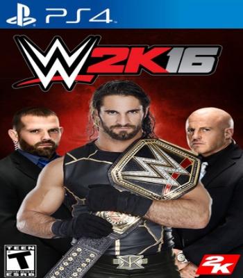 "WWE 2K16 : Les covers ""FanMade"" Sans_t10"