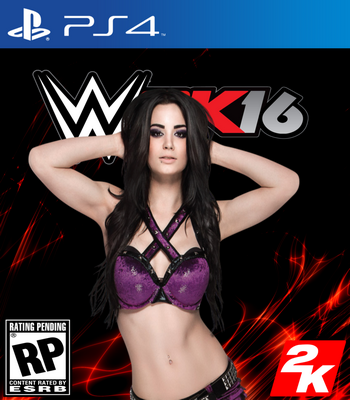 """WWE 2K16 : Les covers """"FanMade"""" Url10"""