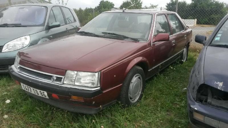 [LEBONCOIN] Renault 25 V6 01507213