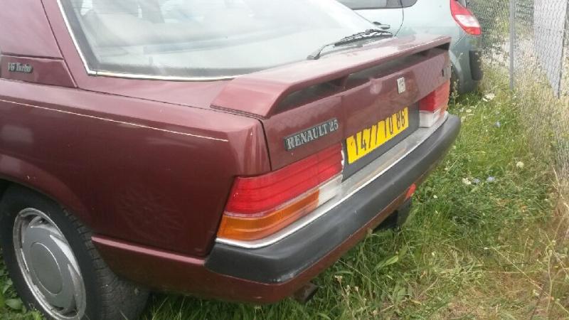 [LEBONCOIN] Renault 25 V6 01507215