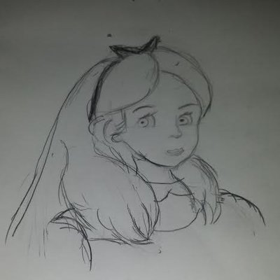 attempts at drawing Alice_10