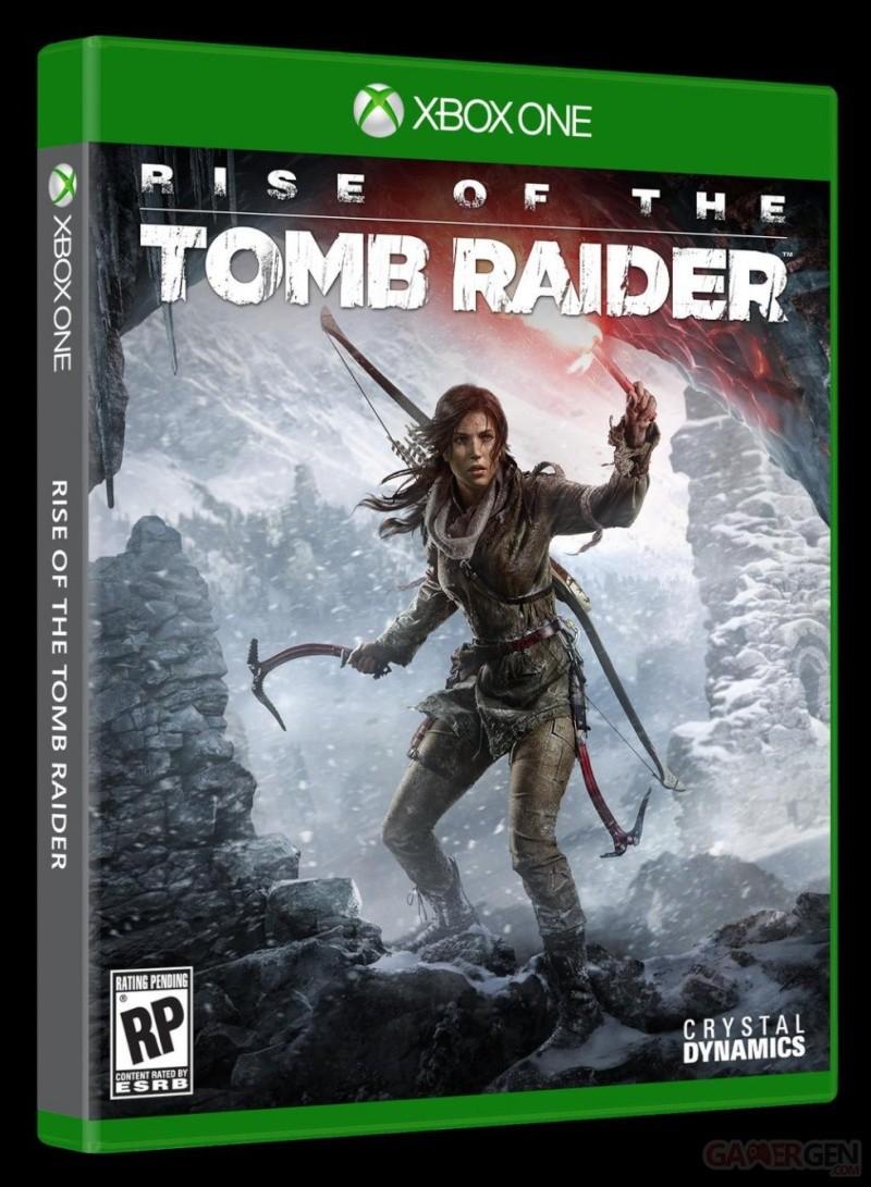 Rise of The Tomb Raider : Et voici la jaquette ! Jaquet10