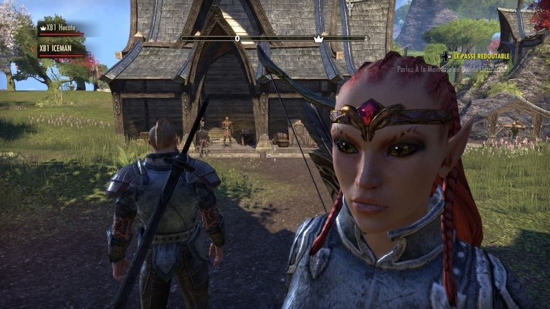 The Elder Scrolls Online : TESO - Nos personnages Screen11