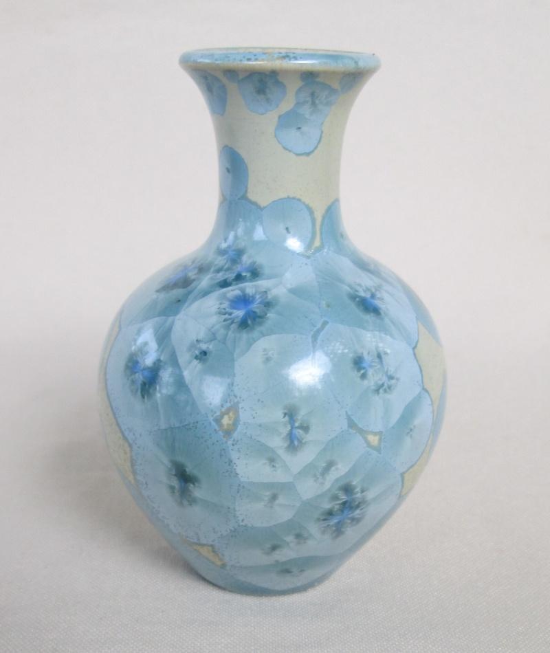 Crystalline Glaze Vase Img_2721
