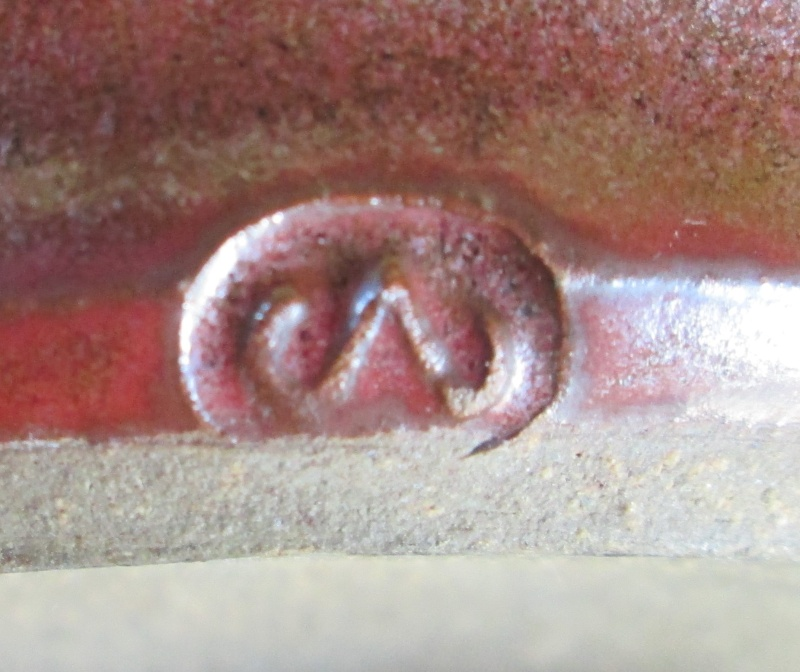 Brown Lidded Pot  Img_2830