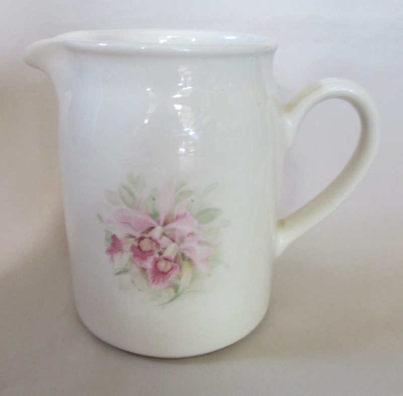 Pink Orchid patterns Jug_wi10