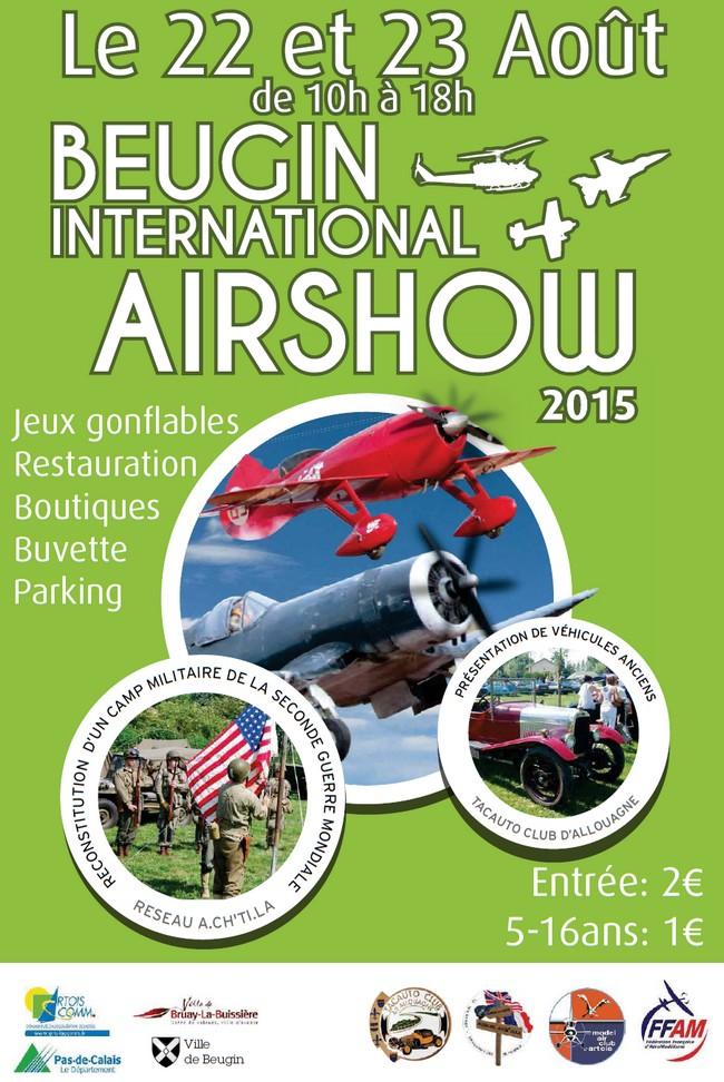 Beugin International Airshow Beugin10