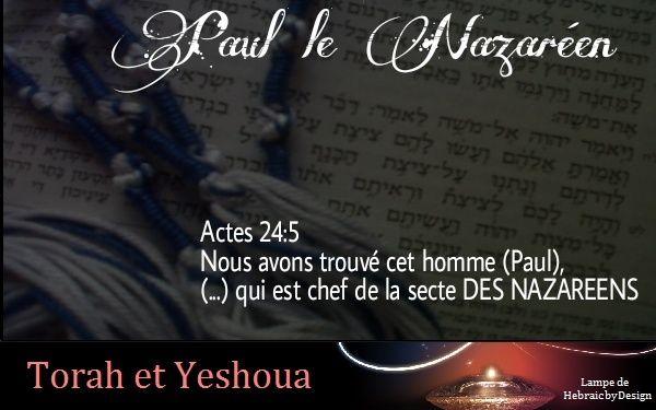 Israélites nazaréens et Judéo-nazaréens Paul_l10