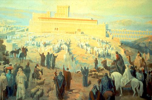 Yéhoshoua a t-Il annulé le Sacerdoce Lévitique ? Pilgri10