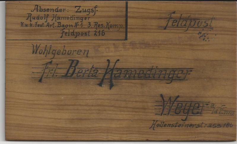 1914 - 1918   Der Untergang der K.u.K. Monarchie - Seite 3 Bild11