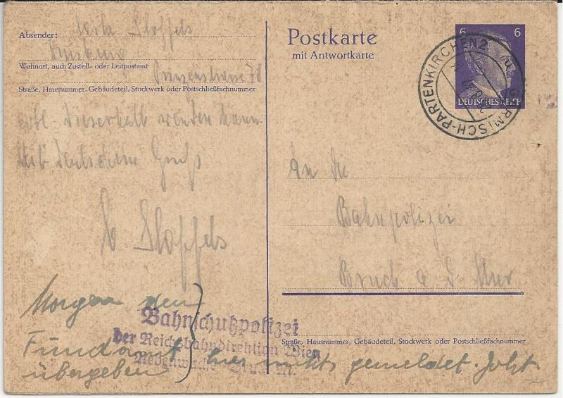 Österreich im III. Reich (Ostmark) Belege - Seite 6 Bild18