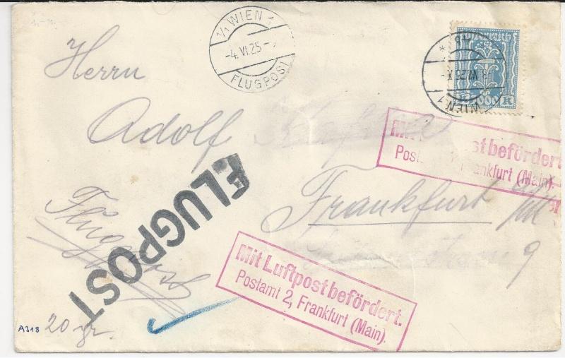 Inflation in Österreich - Belege - 1918 bis 1925 - Seite 5 Bild26