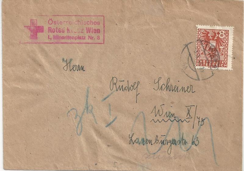 Wappenzeichnung  -  ANK 714-736 - Belege - Seite 2 Bild52