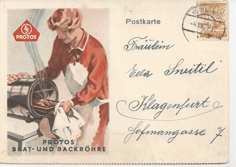 Werbeumschläge und -karten aus Österreich - Seite 3 Bild54