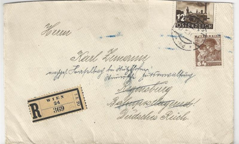 Österreich im III. Reich (Ostmark) Belege - Seite 6 Bild57
