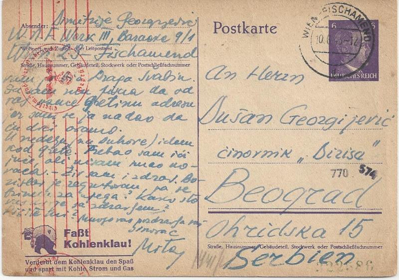Österreich im III. Reich (Ostmark) Belege - Seite 6 Bild65