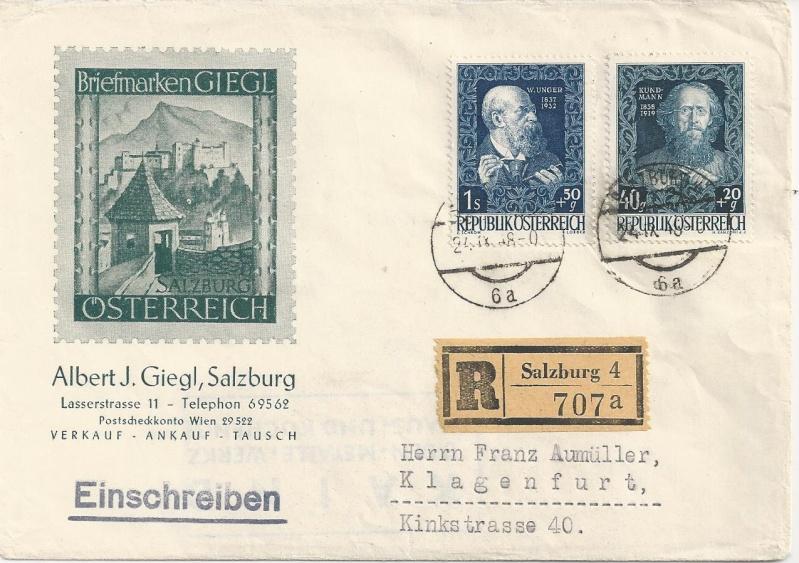 Sammlung Bedarfsbriefe Österreich ab 1945 - Seite 6 Bild71