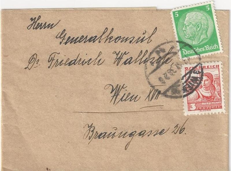 Österreich im III. Reich (Ostmark) Belege - Seite 6 Bild76