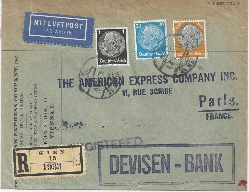 Österreich im III. Reich (Ostmark) Belege - Seite 6 Bild79