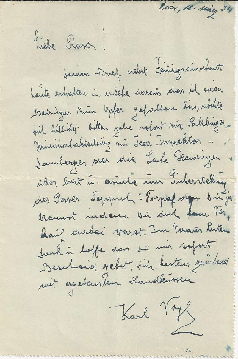 Bedarfspost Ganzsachen Österreich 1925-1938 Bild_120