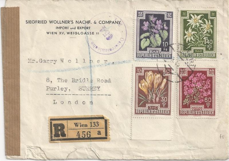 Sammlung Bedarfsbriefe Österreich ab 1945 - Seite 6 Bild_136