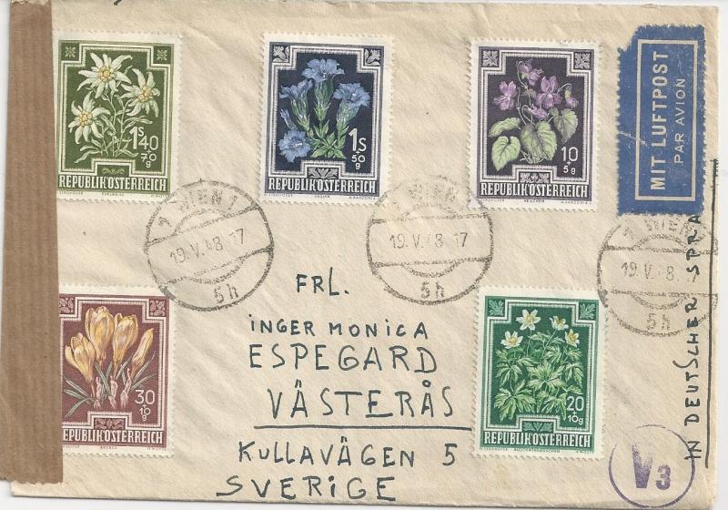 Sammlung Bedarfsbriefe Österreich ab 1945 - Seite 6 Bild_137