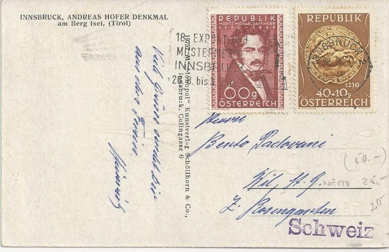 Sammlung Bedarfsbriefe Österreich ab 1945 - Seite 6 Bild_138