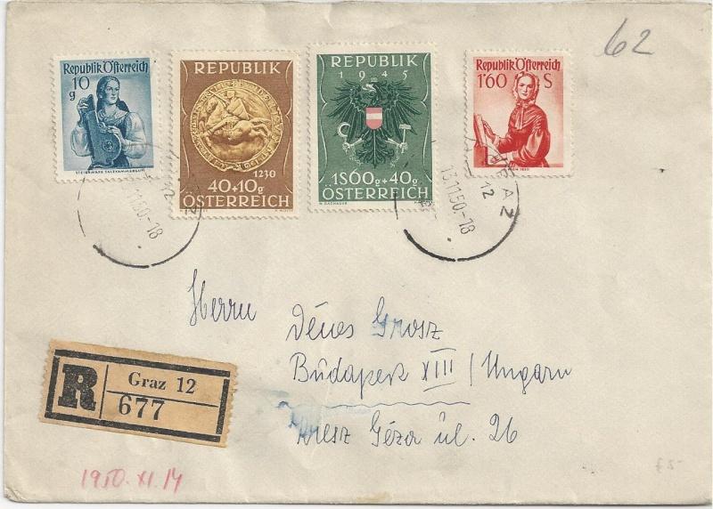 Sammlung Bedarfsbriefe Österreich ab 1945 - Seite 6 Bild_139