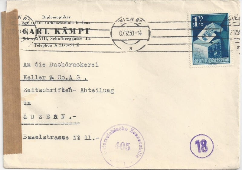 Sammlung Bedarfsbriefe Österreich ab 1945 - Seite 6 Bild_140