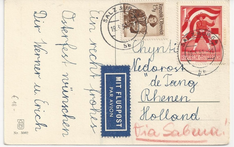 Sammlung Bedarfsbriefe Österreich ab 1945 - Seite 6 Bild_142